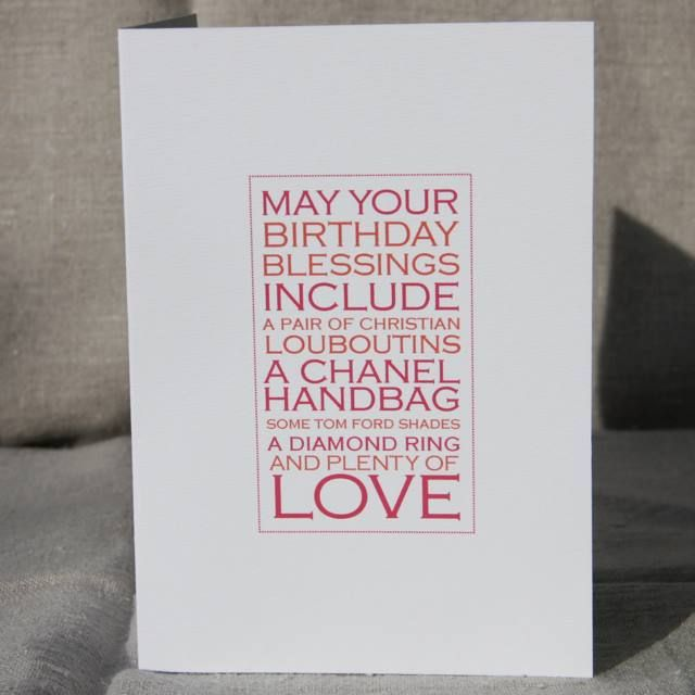 I'm selling Happy Birthday Blessings Card - A$3.00 #onselz