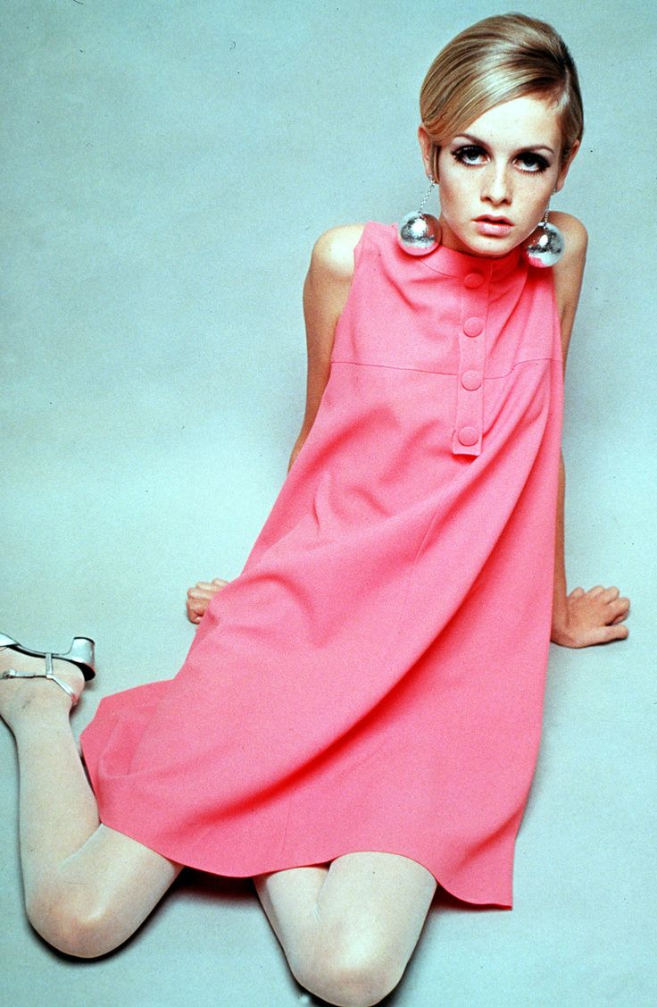 Face of the 60s, Twiggy