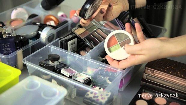 Makyaj Koleksiyonu | Merve Özkaynak