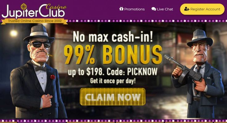 Jupiterclub Online Casino