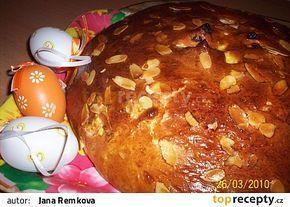 Mazanec recept - TopRecepty.cz