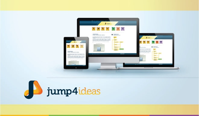 Next stop: Jump4Ideas!