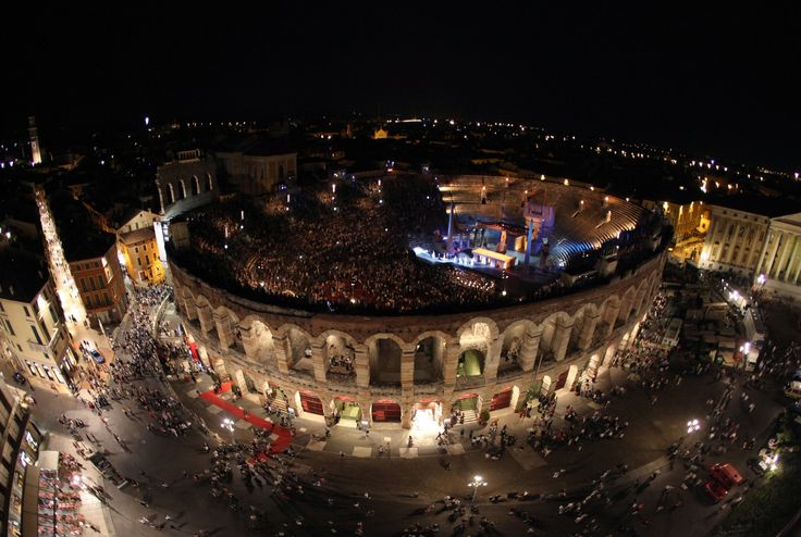 Among the recommend excursions, a night at the Opera in the Arena of Verona, the largest opera theatre under the stars!  Find out more here: http://www.arena.it/arena/en/season/performances-of-the-arena-opera-festival.html
