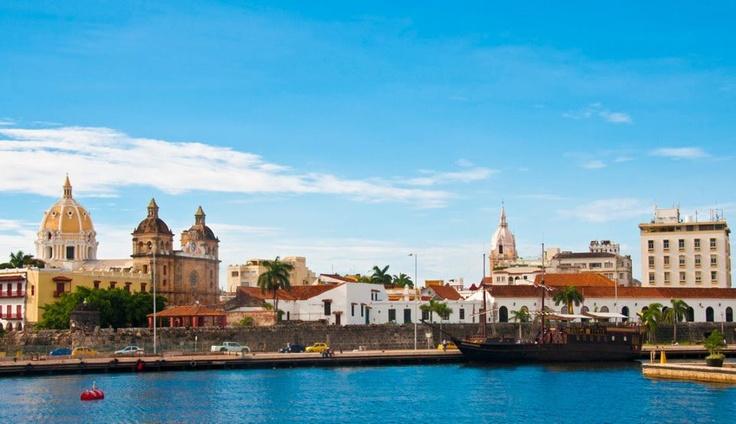 Beautiful Cartagena