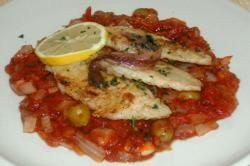 recette de cuisine filets de rouget à la provençale