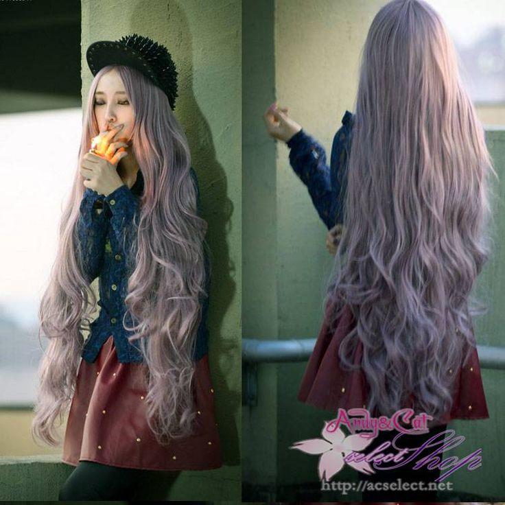 Wig, wig, heat-Naminami Long wig, medium classification type new wig · best wig, fancy dress, feminine loose winding Long Wig JF021