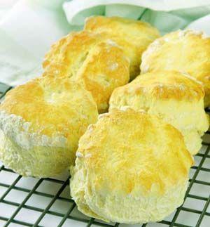 Gluten Free Cheddar Drop Biscuits Recipe
