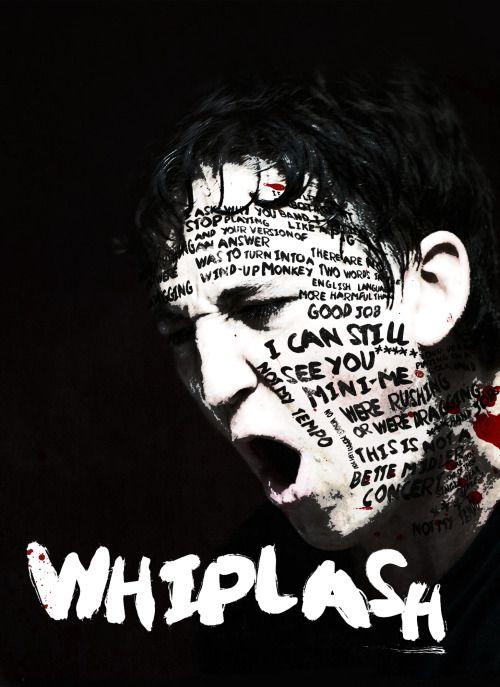 Whiplash by Simon Postle
