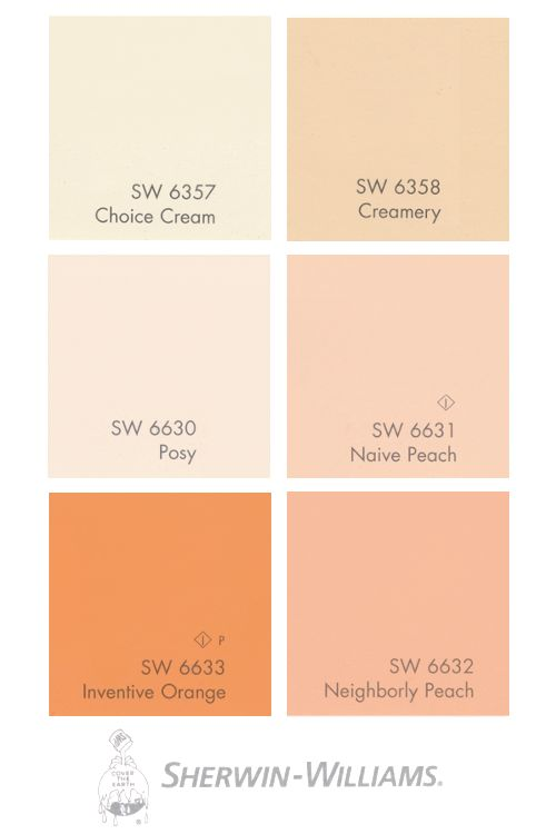 Sherwin williams paints paint rooms swatches for Warm cream paint colors