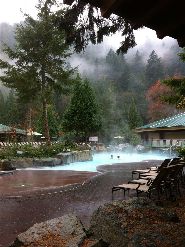 Harrison Hot Springs is a village and luxury spa on Harrison Lake, British Columbia, Canada