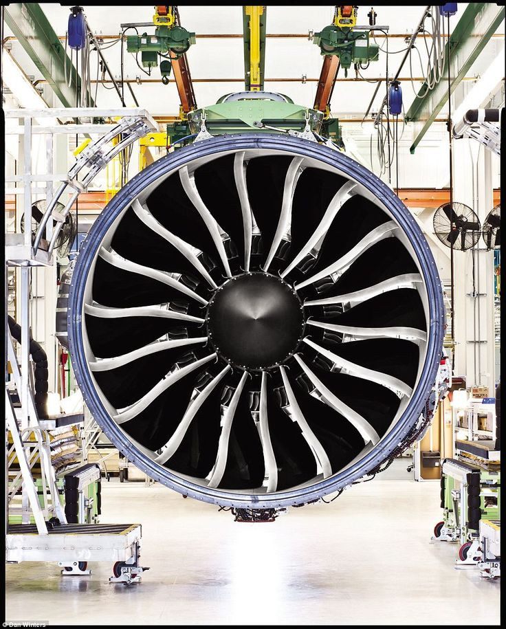 Jet Engine. was a struggle