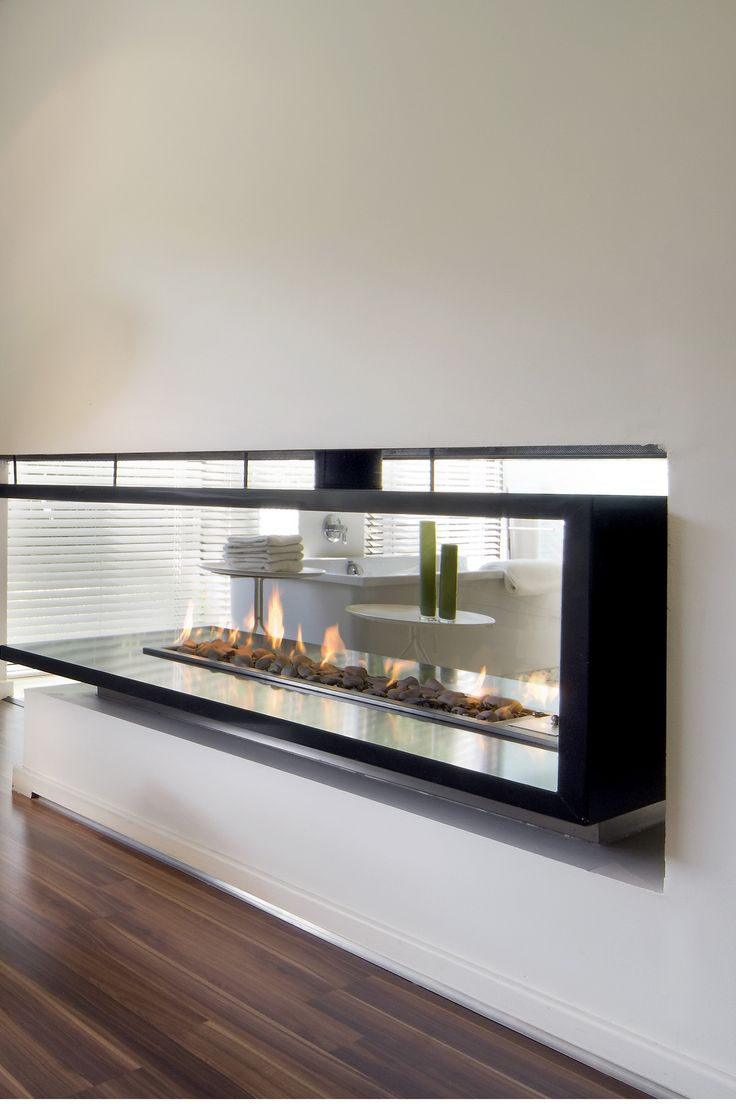 17 best ideas about two sided fireplace on