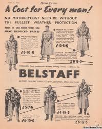 Terrace Gent: More Belstaff Advertising