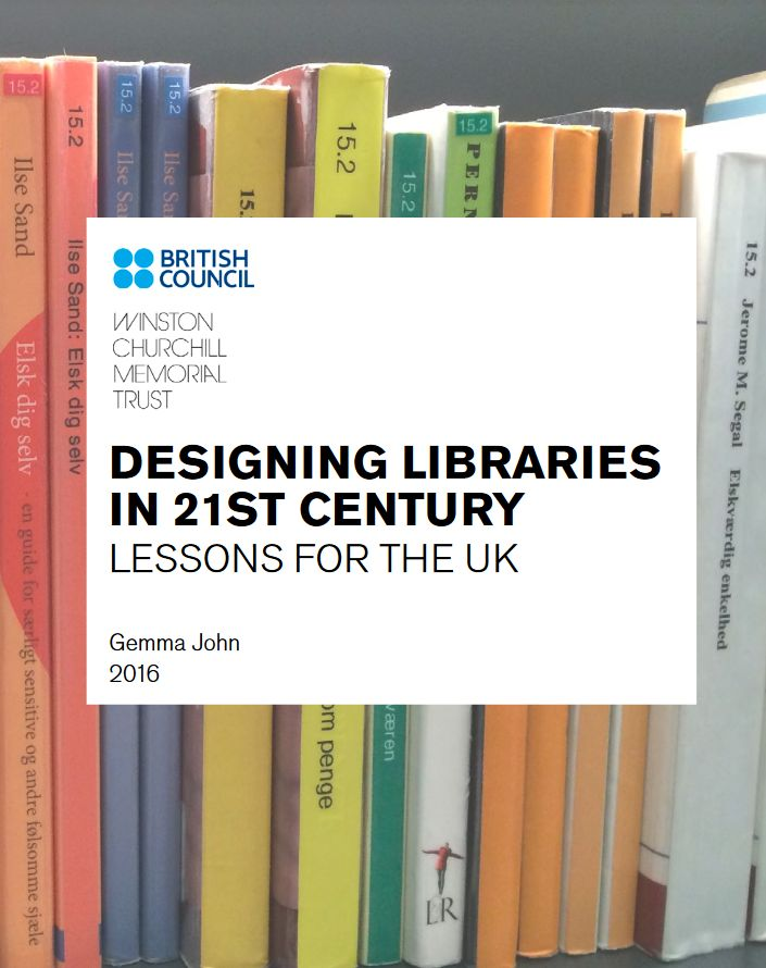 Designing libraries in 21st Century