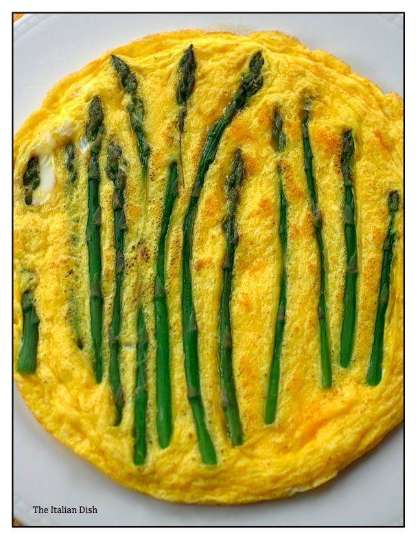 Asparagus Season:  make an AsparagusFrittata