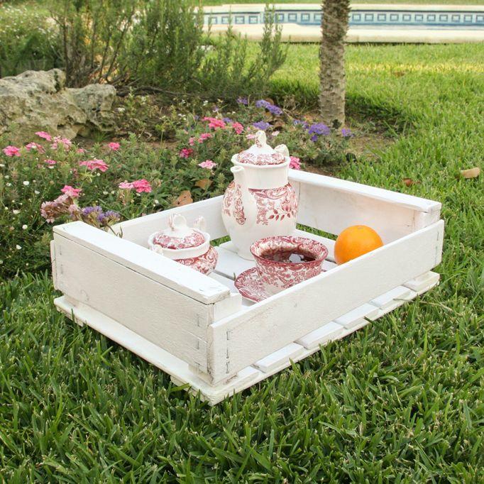 Bandeja caja de fruta - ECOdECO Mobiliario Fotografía by www.miradacreativa.es
