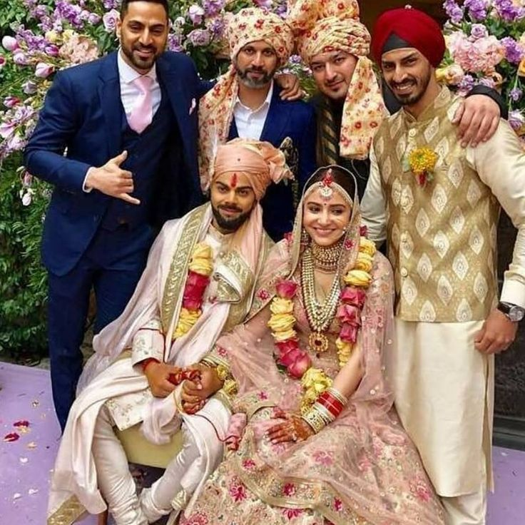 Virat Kohli, Anushka Sharma Are Officially Married! See