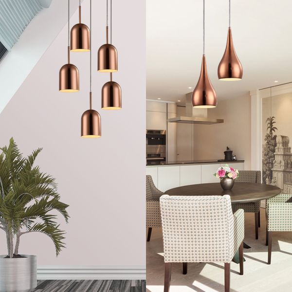 Can't get enough of copper. #micalighting #mardendesign