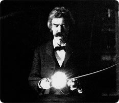 """The difference between the almost right word and the right word is really a large matter – it's the difference between the lightning bug and the lightning.""    – Mark Twain, 1888"