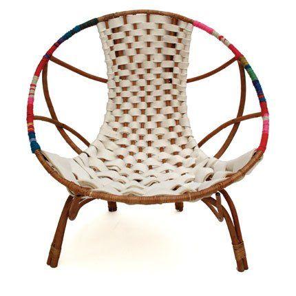 les 182 meilleures images propos de meubles et d co rotin osier bambou sur pinterest chaises. Black Bedroom Furniture Sets. Home Design Ideas