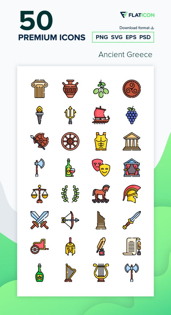 50 Premium Vector Icons Of Ancient Greece Designed By Freepik Ancient Greece History Ancient Greece Vector Icons