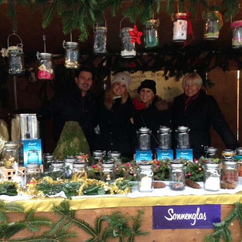 Christmas in Berlin with Consol Solar Jar