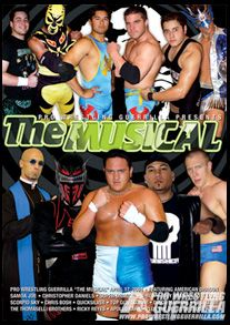 The Musical | Pro Wrestling Guerrilla DVD