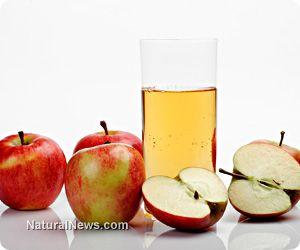 Appealing health benefits of apple cider vinegar