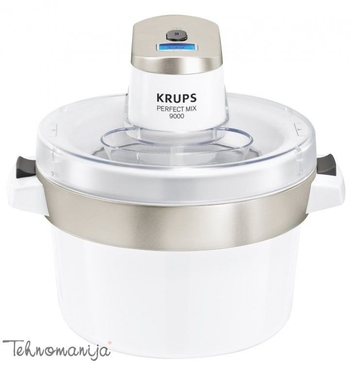Krups Aparat Za Sladoled Gvs 241 Tehnomanija Krups Electric Ice Cream Maker Kitchen Aid