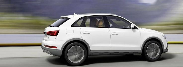 AUDI Q3 2.0 TDI 150cv Business  Per info: http://www.rent360.it/it/offerta/10-AUDI-Q3