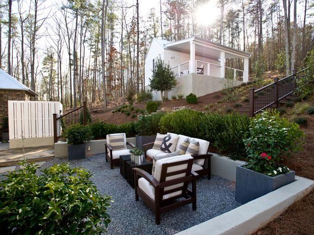 2012 HGTV Green Home Outdoor Living Room