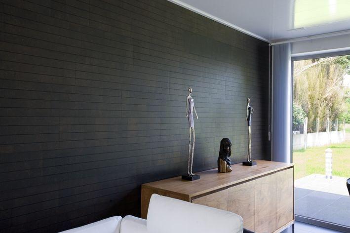 Kurk als wandbekleding pure finesse tegen je muur kurk wand kurk pinterest toverstokken - Ontwerp wandbekleding ...