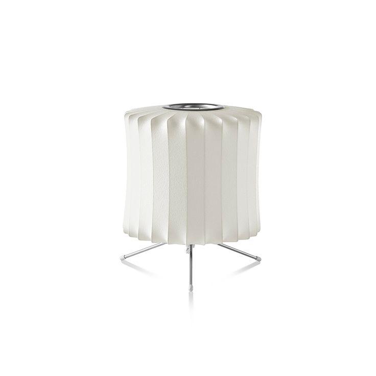 Nelson Tripod Lantern Table by Herman Miller. Get it at LightForm.ca