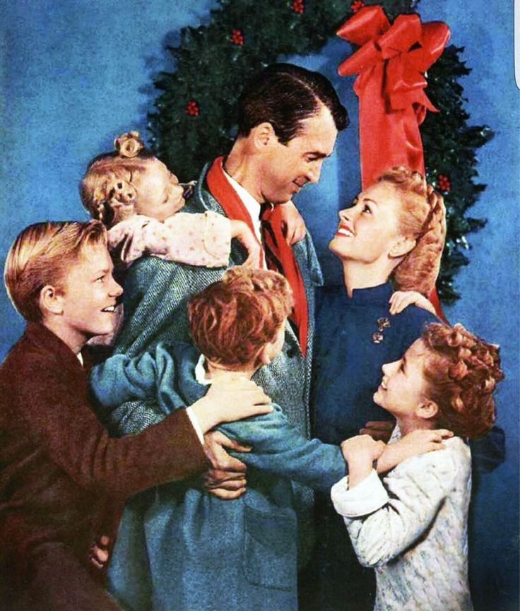 Best Christmas Movies Of All Time: 139 Best It's A Wonderful Life Images On Pinterest