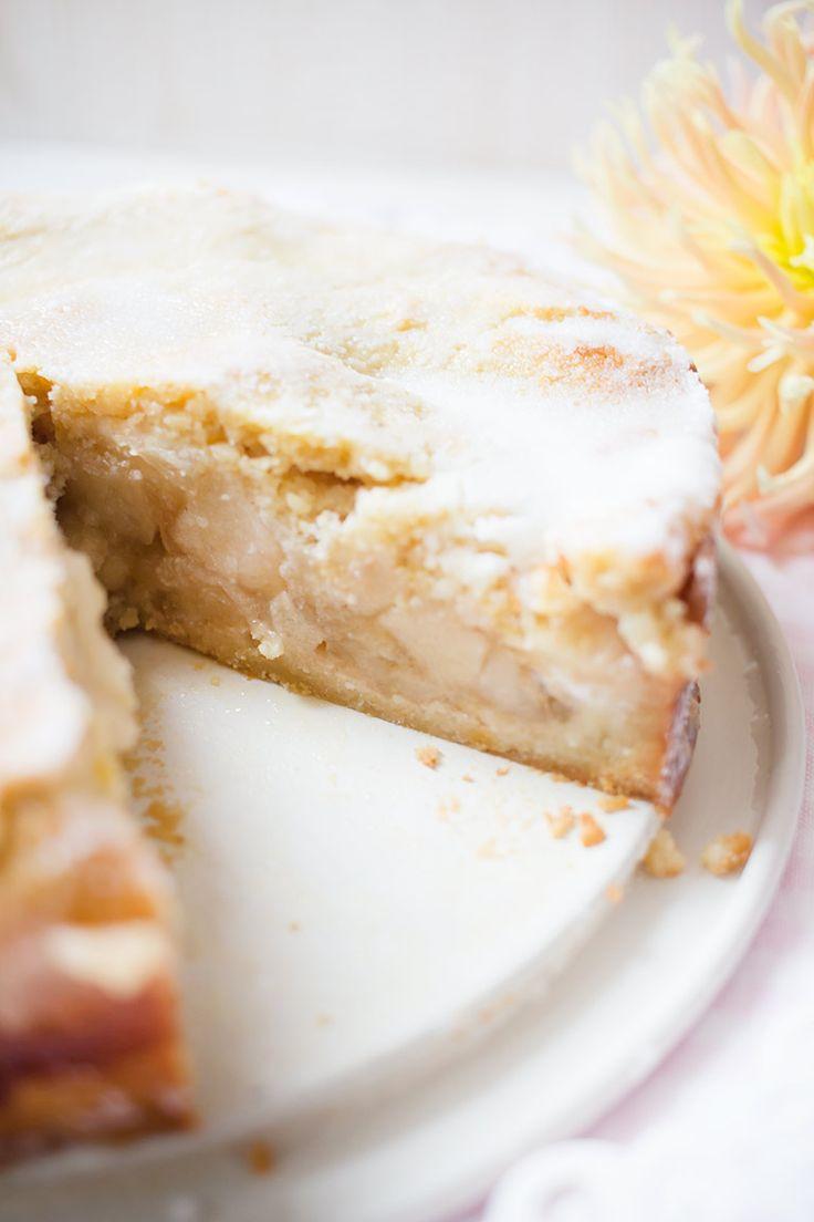 Low Carb Gedeckter Apfelkuchen – Low Carb Köstlichkeiten