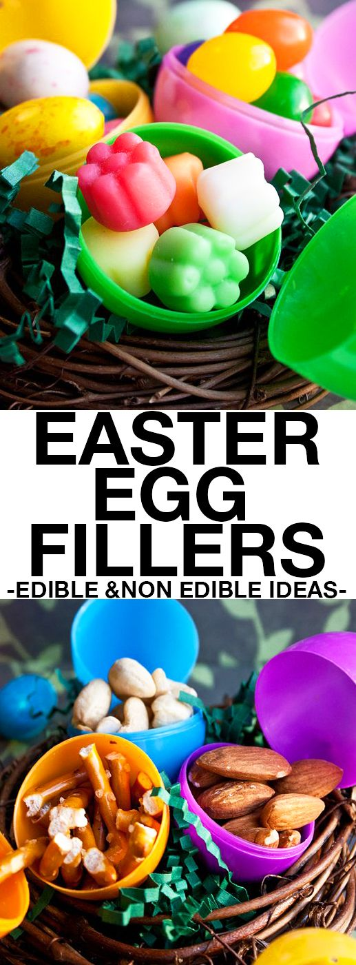 These Easy Easter Egg Stuffers For Kids Are Cheap And Fun