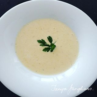 Easy and Creamy Sweet Corn Soup Recipe
