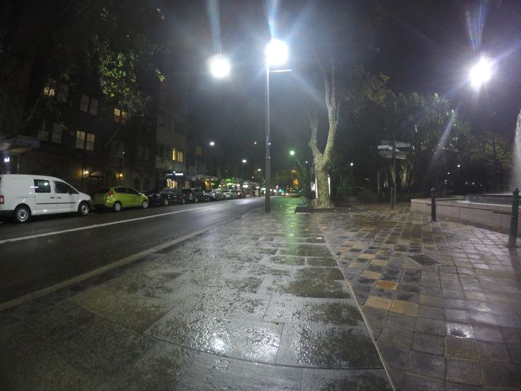 Macleay St, Potts Point Sydney AUSTRALIA facing north