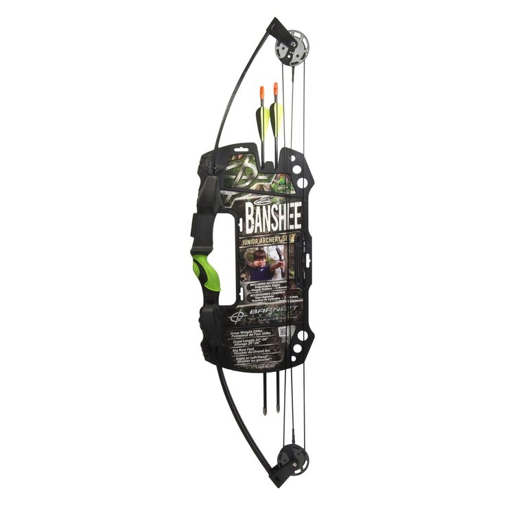 Barnett Team Realtree Banshee Quad Archery Set - BAR-1089