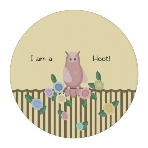 I am a Hoot - Icing Sheet