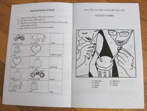 Check Out The DIY Activity Book I Made For Kids At My Wedding