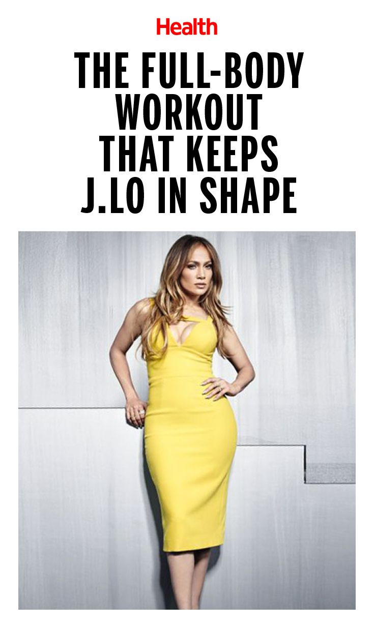 Jennifer Lopez seems to get better with age | Health.com