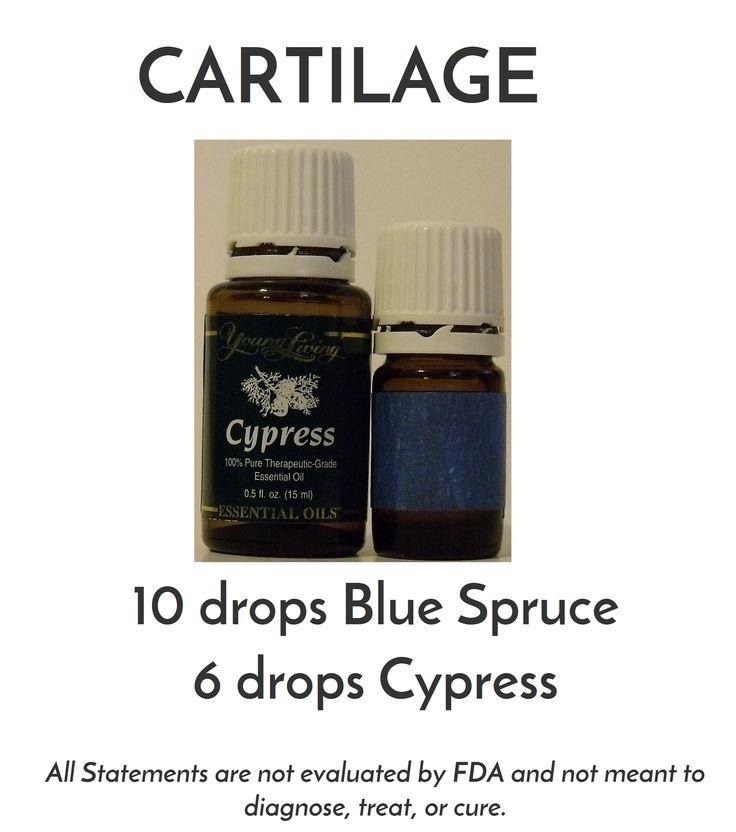 Cartilage Essential Oils Recipes Pinterest Essential