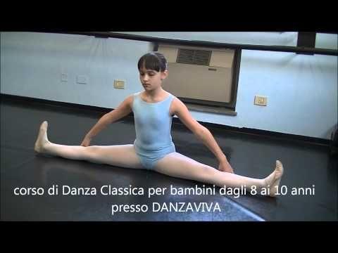 SBARRA A ATERRA Riscaldamento lezione di danza classica 1° esercizio - YouTube