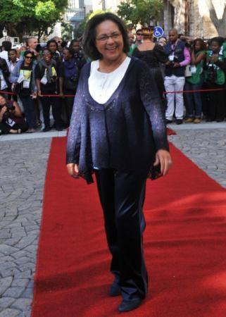 SONA 2013 Fashion   Cape Town Mayor, Patricia De Lille     IOL.co.za
