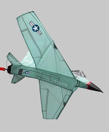 Love this 3-D Top Gun Kite by Gayla on #zulily! #zulilyfinds