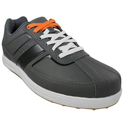 Worn and recommended by Hank Haney these mens Tyne lopro golf shoes by Crocs are designed to be the most comfortable shoe in its class