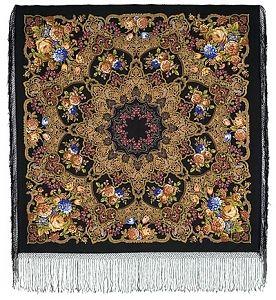 Multicolor woolen shawl for women