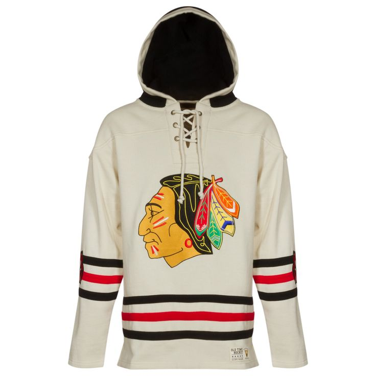 Vintage Blackhawks Apparel