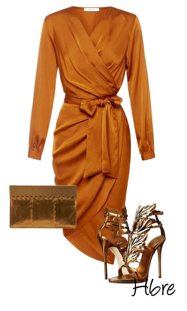 "Great ""Untitled #133"" by heatherbre on Polyvore featuring Giuseppe Zanotti and Bottega…"